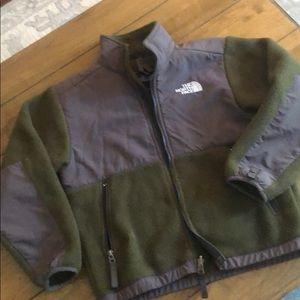 Boys North Face Coat